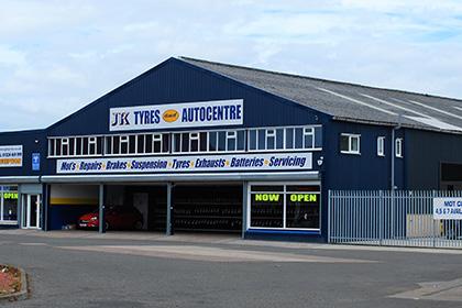 JK Tyres Autocare