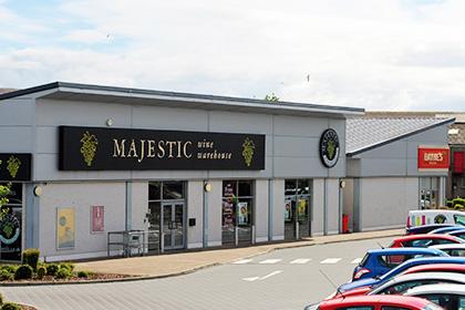 Property - Majestic Wine Warehouse